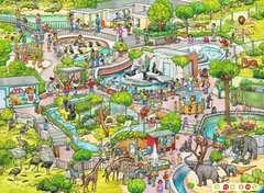 tiptoi® Puzzeln, Entdecken, Erleben: Im Zoo - Bild 3 - Klicken zum Vergößern