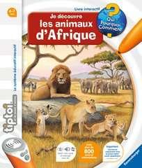 tiptoi® - Je découvre les animaux d'Afrique - Image 1 - Cliquer pour agrandir