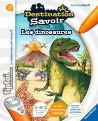tiptoi® - Destination Savoir - Les dinosaures - Image 1 - Cliquer pour agrandir
