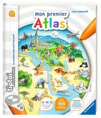 tiptoi® - Mon premier Atlas - Image 1 - Cliquer pour agrandir