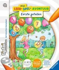 tiptoi® - Boek- Mijn leer-spel-avontuur: Eerste getallen - image 1 - Click to Zoom