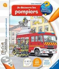 Je découvre les pompiers - Image 1 - Cliquer pour agrandir