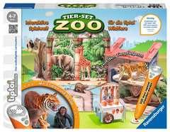 tiptoi® Tier-Set Zoo - Bild 1 - Klicken zum Vergößern