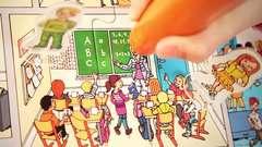 tiptoi® Wir spielen Schule - Bild 9 - Klicken zum Vergößern