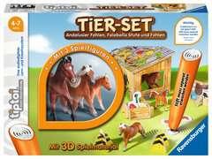tiptoi® Tier-Set Falabella - Bild 1 - Klicken zum Vergößern