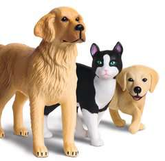 tiptoi® Tier-Set Golden Retriever - Bild 5 - Klicken zum Vergößern