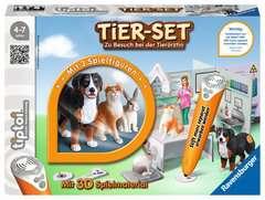 tiptoi® Tier-Set Zu Besuch bei der Tierärztin - Bild 1 - Klicken zum Vergößern