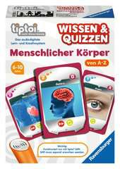 tiptoi® Wissen & Quizzen: Menschlicher Körper - Bild 1 - Klicken zum Vergößern