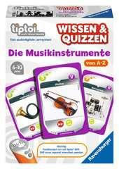 tiptoi® Wissen & Quizzen: Die Musikinstrumente - Bild 1 - Klicken zum Vergößern