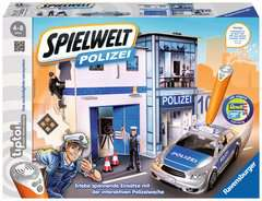tiptoi® Spielwelt Polizei - Bild 1 - Klicken zum Vergößern