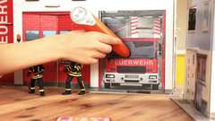 tiptoi® Spielwelt Feuerwehr - Bild 3 - Klicken zum Vergößern