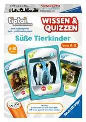 tiptoi® Wissen & Quizzen: Süße Tierkinder - Bild 1 - Klicken zum Vergößern