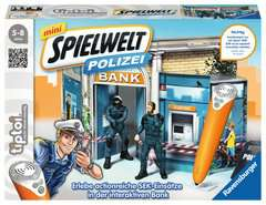 tiptoi® mini Spielwelt Polizei: SEK-Einsatz - Bild 1 - Klicken zum Vergößern