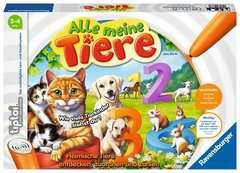 Alle meine Tiere tiptoi®;tiptoi® Spiele - Bild 1 - Ravensburger