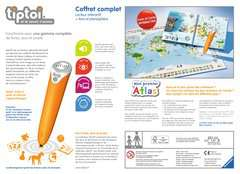 Coffret complet lecteur interactif + Livre Atlas tiptoi®;Livres tiptoi® - Image 2 - Ravensburger