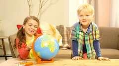tiptoi® Mein interaktiver Junior Globus - Bild 5 - Klicken zum Vergößern