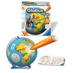 tiptoi® Der interaktive Globus - Bild 5 - Klicken zum Vergößern