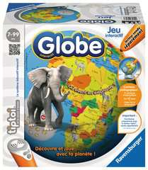 Globe interactif - Image 1 - Cliquer pour agrandir
