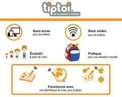 tiptoi® - Globe interactif - Image 6 - Cliquer pour agrandir
