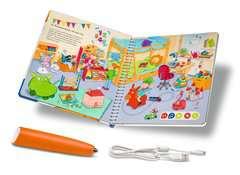tiptoi® Starter-Set: Stift und Wörter-Bilderbuch - Bild 3 - Klicken zum Vergößern