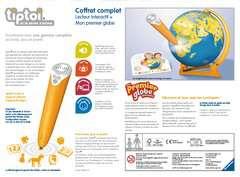 Coffret complet lecteur interactif + Mon 1er Globe interactif - Image 2 - Cliquer pour agrandir