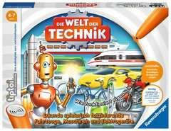 tiptoi® Die Welt der Technik - Bild 1 - Klicken zum Vergößern