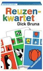 Dick Bruna Reuzenkwartet Spellen;Kaartspellen - image 1 - Ravensburger