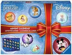 Puzzle 3D Calendrier de l'avent Disney - Image 1 - Cliquer pour agrandir