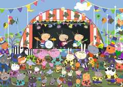 Peppa Pig Family Celebrations Giant Floor Puzzle, 24pc - image 3 - Click to Zoom