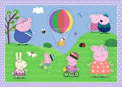 Peppa Pig Giant Floor Puzzle with Large Shaped Characters - image 2 - Click to Zoom
