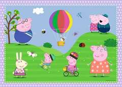 Peppa Pig Giant Floor Puzzle with Large Shaped Characters - image 4 - Click to Zoom