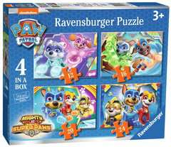 Paw Patrol Mighty Pups 4 in a Box - image 1 - Click to Zoom