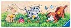 Niedliche Tierkinder - Bild 2 - Klicken zum Vergößern