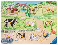 Morgens auf dem Bauernhof - Bild 2 - Klicken zum Vergößern