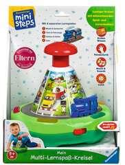 Mein Multi-Lernspaß-Kreisel Baby und Kleinkind;Spielzeug - Bild 2 - Ravensburger