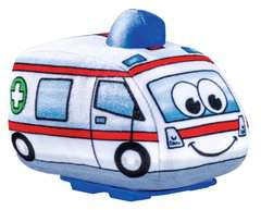 Krankenwagen-Flitzer - Bild 1 - Klicken zum Vergößern