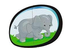 Badepuzzle Zoo - Bild 3 - Klicken zum Vergößern