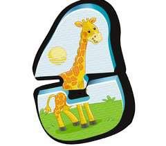 Badepuzzle Zoo - Bild 4 - Klicken zum Vergößern