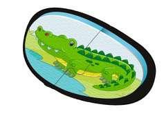 Badepuzzle Zoo - Bild 5 - Klicken zum Vergößern
