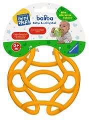 baliba - Babys Lieblingsball (orange) - Bild 2 - Klicken zum Vergößern