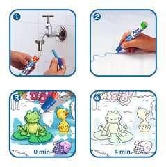 Aqua Doodle® Puzzle: Heimische Tiere - Bild 3 - Klicken zum Vergößern