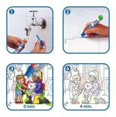 Aqua Doodle® Puzzle: Einsatzfahrzeuge - Bild 3 - Klicken zum Vergößern