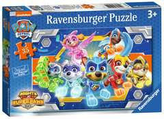 Paw Patrol Mighty Pups 35pc - image 1 - Click to Zoom