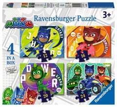 PJ Masks 4 in a Box - image 1 - Click to Zoom