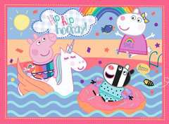 Peppa Pig Unicorn Fun, My First Floor Puzzle, 16pc - image 2 - Click to Zoom