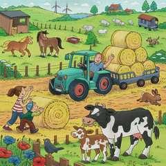 Viel los auf dem Bauernhof - Bild 4 - Klicken zum Vergößern