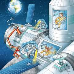 Op ruimtevaartmissie met Tom en Mia - image 2 - Click to Zoom