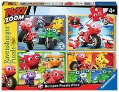 Ricky Zoom Puzzle 4x42 Bumper Pack - immagine 1 - Clicca per ingrandire
