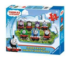 Thomas & Friends: Sodor Friends - image 1 - Click to Zoom
