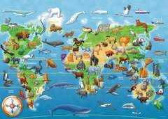 Endangered Animals Giant Floor Puzzle 60pc - image 2 - Click to Zoom